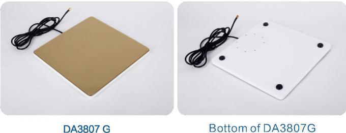 High Frequency RFID Pad Antenna For Detecting RFID Tag Reading Range 50CM
