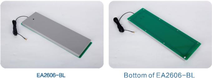 Shielded 13.56 Mhz PCB Antenna , 1410g RFID Mat Antenna For Casino Table