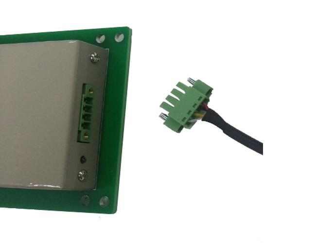 Shielded Anti Collision RFID Reader , ISO14443A /B ISO18000 - 3Mode3 ISO 15693 RFID Reader