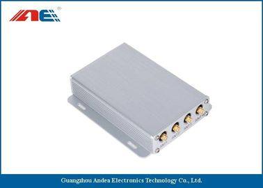 China Internet Speedway RFID Reader , Fixed RFID Reader With 4 Antenna Interface DC12V supplier