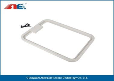 China SMA RF Interface HF RFID Antenna , 100CM Reading Range RFID Loop Antenna supplier