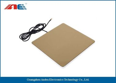 China High Frequency RFID Pad Antenna For Detecting RFID Tag Reading Range 50CM supplier