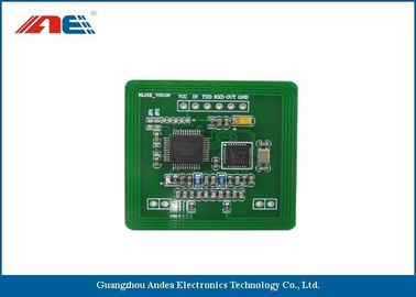 China ISO14443A RFID Tag Writer Low Power RFID Reader Based On PCB Board Size 40 * 40 MM supplier