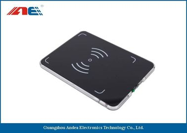 China Modern Compact Design RFID Medium Power Reader , High Frequency RFID RS232 Reader supplier