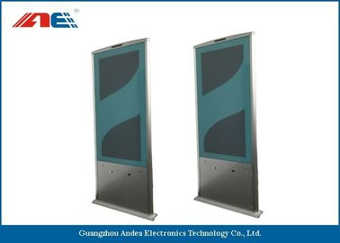 China Anti Theft RFID Gate Reader Antenna Aisle Width 120CM ISO18000 - 6C Protocol supplier