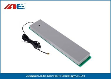 China Metal Shielding Rectangular RFID Reader Antenna SMA RF Interface 530g supplier