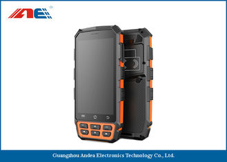 China Android 4.4.2 System IOT RFID Reader Mobile High Frequency 5.0 Inch IPS Panel supplier