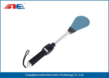 China Handheld RFID Wand Reader 13.56 MHz , RFID Stick Reader R - Pan For Books Inventory supplier