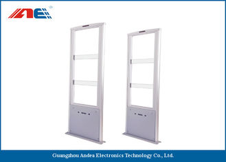 China 90CM RFID Security Gate Card Reader , RFID Gate Access For Library Management System supplier