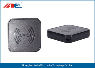 China Small NFC RFID Reader Near Field Communication NFC Tag Reader Writer 18g supplier
