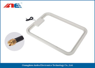 China Long Range RFID Reader HF Loop Antenna High Frequency 13.56MHz Max Power 6W supplier