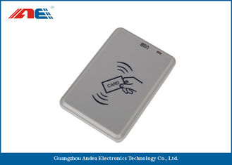 China Desktop Using Non Contact USB RFID Reader Contactless IC Card Reader Writer supplier