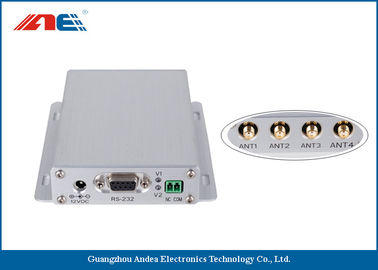 China 13.56MHz Mid Range RFID Reader RF Power 1.5W With One Relay Output supplier