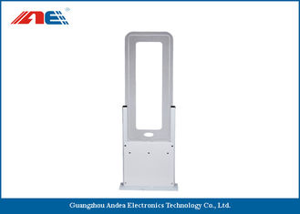 China 2D 13.56MHz RFID Reader Security Entrance Channel With Sound Light Alarm Function supplier