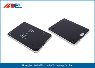 China RFID Scanner Detector RFID ID Card Reader , 50cm Wide Range RFID Card Writer supplier