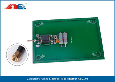 China Built In Mid Range RFID Reader Antenna For Industrial Production Line 0.8m Feeder Length supplier