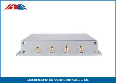 China Adjustable RF Power 1 - 8W Passive RFID Readers , Long Range RFID Readers 1055g supplier