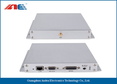 Single Channel 13.56MHz Fixed RFID Reader RS232 Communication Interface 1030g
