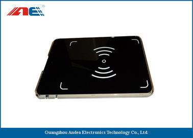 China 13.56MHz Library RFID Reader Staff Workstation With RS232 Interface supplier