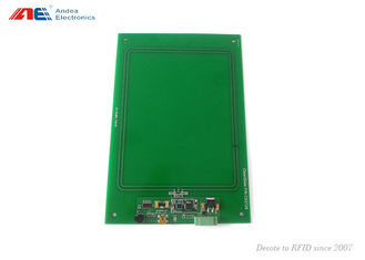 China NXP NTAG21x Tag Mifare Ultralight Tag NFC RFID Reader Writer Built In PCB Board supplier