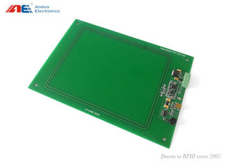 China Embedded HF RFID Reader Writer ISO15693 ISO14443A ISO18000-3M3 and NFC supplier