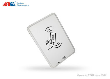 China Plug And Play NFC RFID Desktop Reader Writer ISO14443A ISO15693 ISO18000 - 3Mode3 supplier