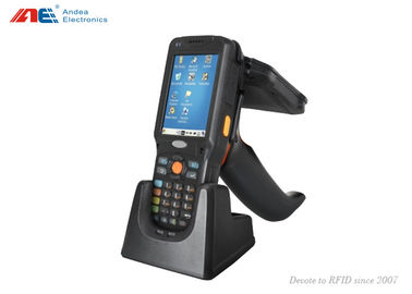 China Android Rugged Industrial Handheld RFID Reader Mobile Computer 1D 2D supplier