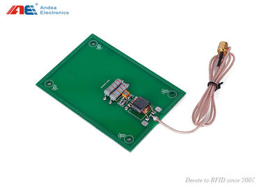 PCB Board Built-in 13.56MHz RFID Antenna 30cm Reading Range 100 x 70 mm