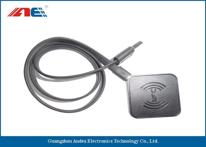 USB Interface RFID Chip Reader Writer , ICODE ILT Passive
