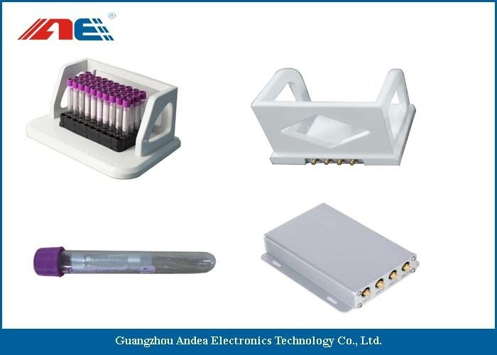 HF RFID Intelligent Test RFID Reader Kit Tube Rack Antenna 3D