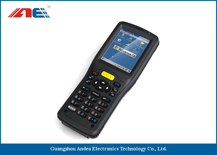 WIN CE Handheld RFID Reader Writer Barcode RFID Scanner