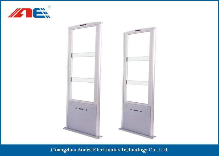 90CM RFID Security Gate Card Reader , RFID Gate Access For
