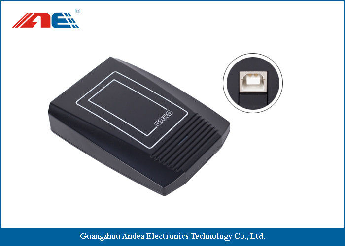 Multi - Functional USB RFID Reader RFID Scanner For Time And