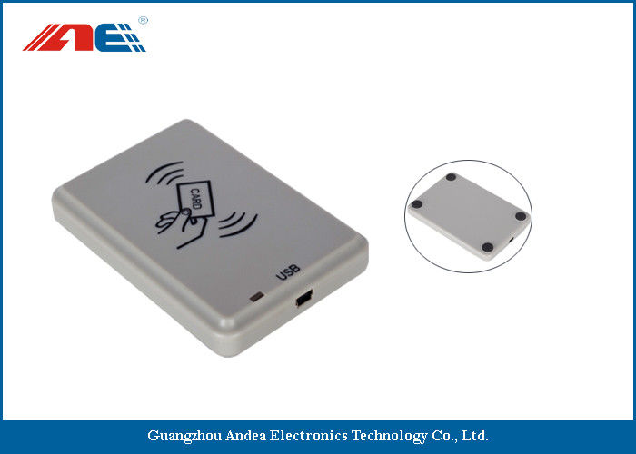 Non Contact USB RFID Reader Smart Card Scanner With Free