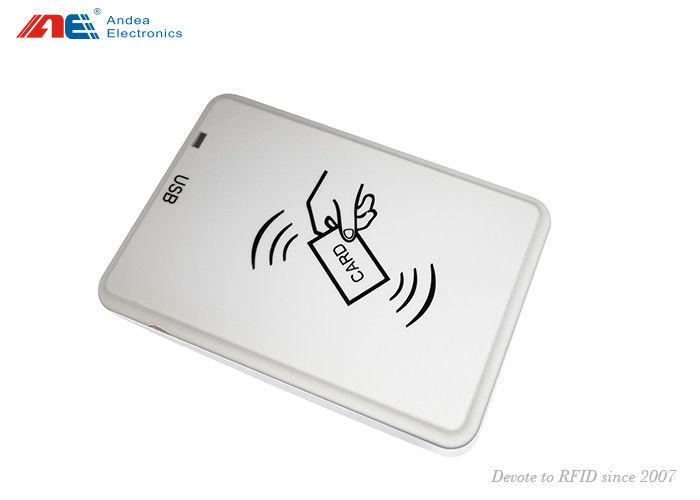 Multi - Protocols USB Desktop RFID Reader Writer Keyboard