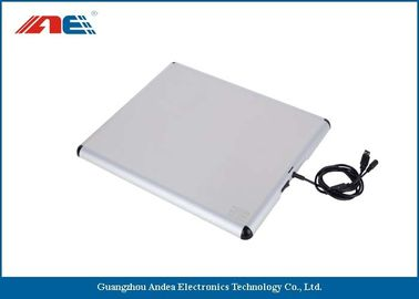 China High Frequency Library RFID Reader Staff Workstation Reader Shielded Design distributor