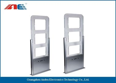 China HF Library RFID Reader Library Security Gates Width 90CM With Infrared Function distributor