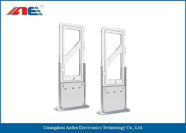 China Infrared Function HF RFID Gate Reader Intelligent Attendance Channel For Exhibition distributor