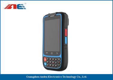 China Mid Range Handheld RFID Reader HF For Warehouse Management Android 4.4.2 System distributor
