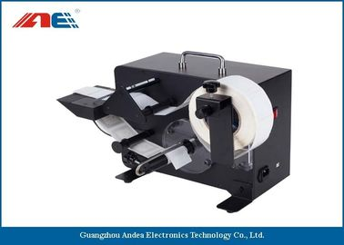 China Universal Automatic RFID Label Dispenser Machine Integrated With RFID Label Reader And Antenna distributor