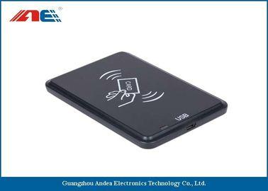 China 16CM Reading Range USB RFID Reader Desktop / Laptop Powered RF Power 200mW distributor