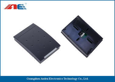 China 0.68W HF RFID Access Control Reader , Wall Mount RFID Reader For Time Attendance distributor