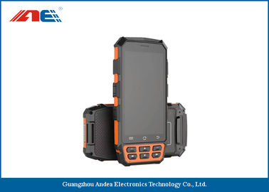 China RF Power 0.25 - 1.5W Handheld Rfid Writer RFID Mobile Reader For RFID Tracking System distributor