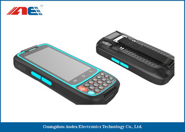 China 13.56MHz RFID Handheld Readers RFID Mobile Terminal With Anti Collision Algorithm distributor