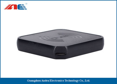 China Multi - Protocols Near Field Communication USB RFID Reader Transmitting Power 200mW distributor