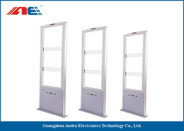China Ethernet Communication Security Gates RFID Detection System EAS And AFI Alarm Function distributor