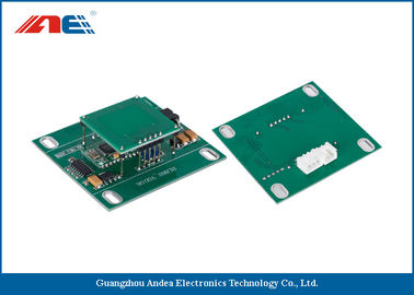 China Built - In Embedded RFID Reader HF Multi Protocols For Parking Card Dispenser distributor