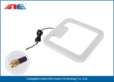 China Medium Range RFID Reader Antenna Loop Shape 13.56MHz For Parcel Sorting System distributor