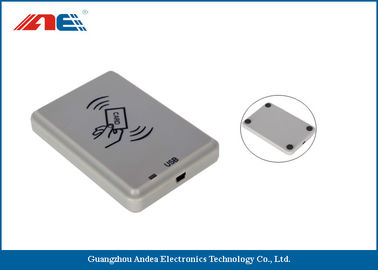 China Non Contact USB RFID Reader Smart Card Scanner With Free Software factory