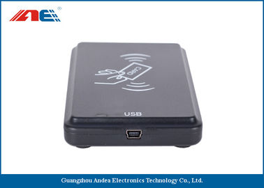 China OEM ODM Square USB RFID Reader Writer For Access Control ISO 15693 Protocol factory